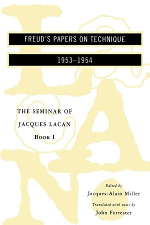 Seminar I Freud's Papers on Technique.jpg